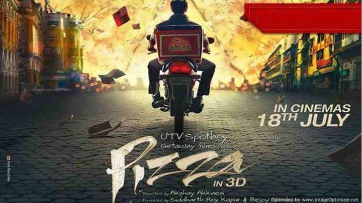 фильм Пицца (2014) Индия.ужасы.