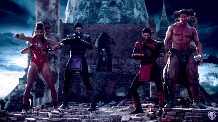 Смертельная битва 2_ Истребление (1997) фантастика боевик