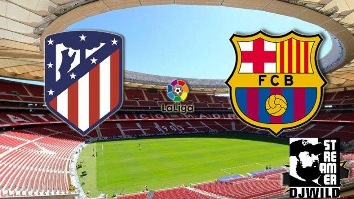 Атлетико - Барселона ⚽ Смотрим матч ⚽ Делаем ставки