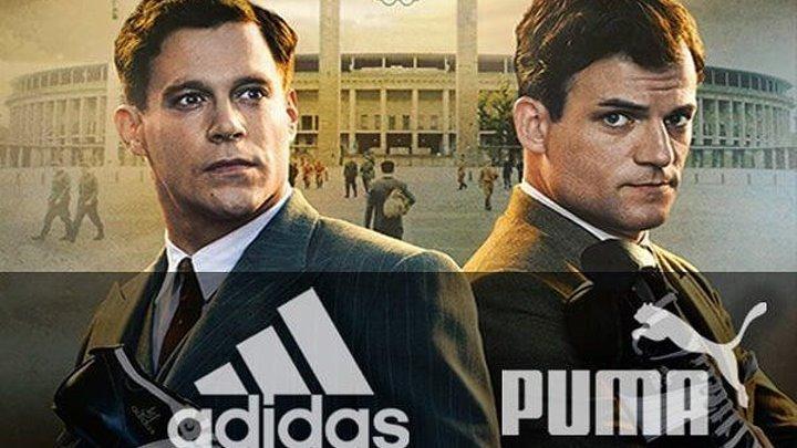 Дуэль братьев. История Adidas и Puma(2016)