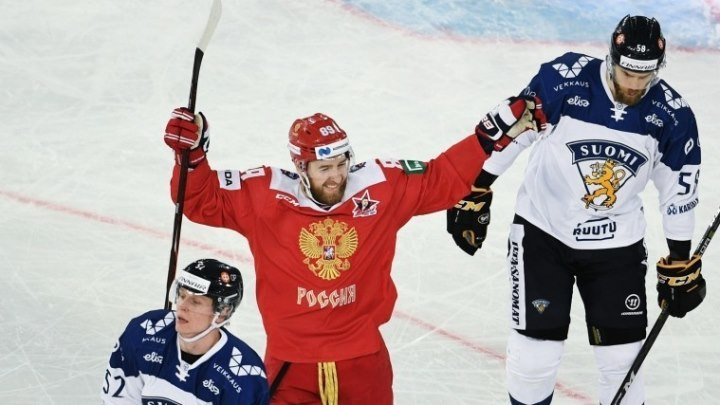 Россия – Финляндия