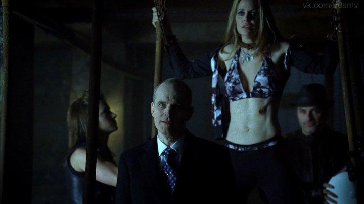 бдсм сцены и вампиры - 5 (bdsm, бондаж, садизм, клеймение) из сериала: True Blood (Настоящая кровь) - 2008 год