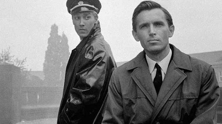 """""""Щит и меч"""" 1968 г. 2 серия"""