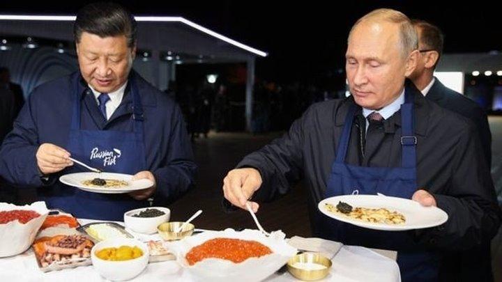 Россия ва Хитой АҚШга қарши бирлашмоқдами?