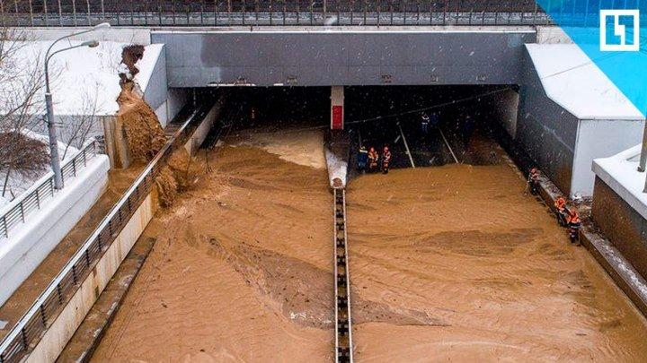 Потоп на Волоколамке