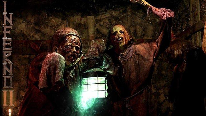 Отель Инферно: Храм боли (2017)Hotel Inferno 2: The Cathedral of Pain