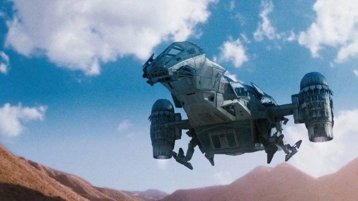 Миссия «Серенити» (фантастика, приключенческий фильм, триллер) 2005