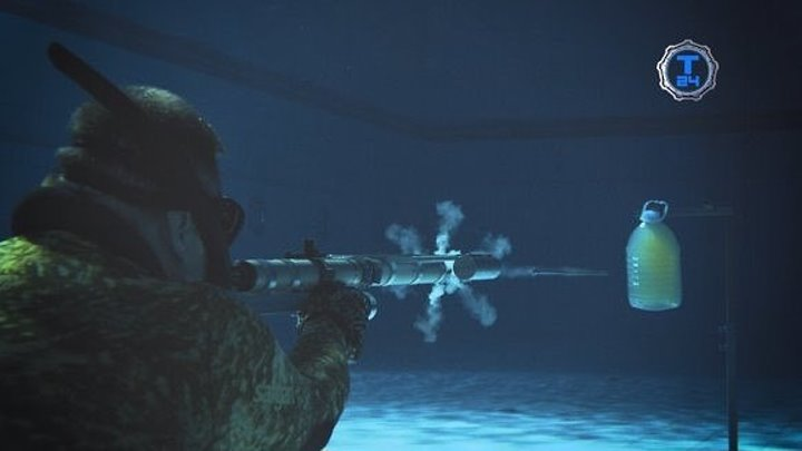 Гражданское оружие. Подводный спорт