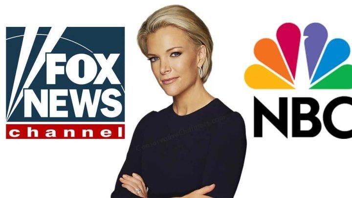 Говорите в США это демократия и свобода слова? Ну-ну… расскажите это телеведущей Меган Келли.