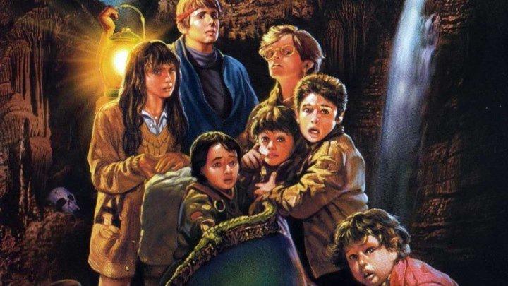 Балбесы / The Goonies / 1985 / FHD