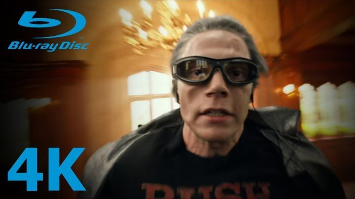X-Men: Apocalypse: Quicksilver Saves Everyone From Exploding Mansion