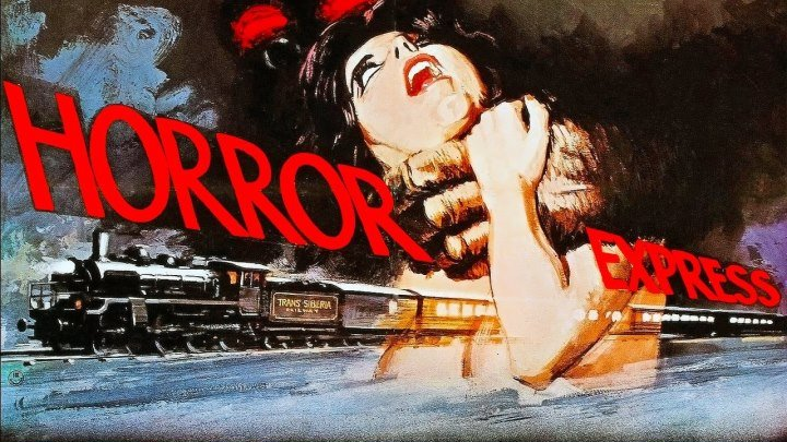 Поезд ужасов ⁄ Экспресс ужасов ⁄ Поезд страха (1972) 16+ Ужасы, Фантастика