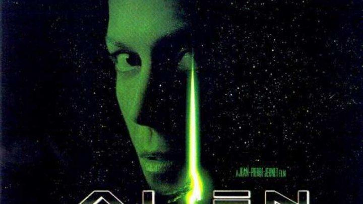 Чужой 4: Воскрешение (1997) Боевик, Триллер, Ужасы, Фантастика