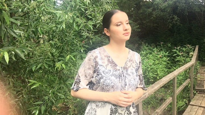 Виктория Оганисян - Душа искала чистоты