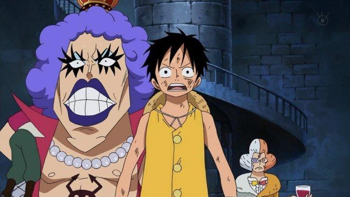 One Piece 442 серия