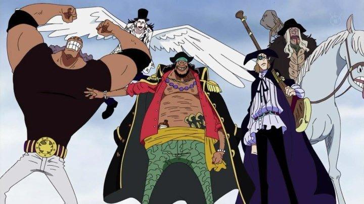 One Piece 444 серия