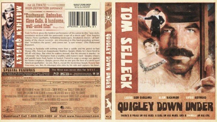 Куигли в Австралии.1990 (HD 1080p) ,,История. Драма..