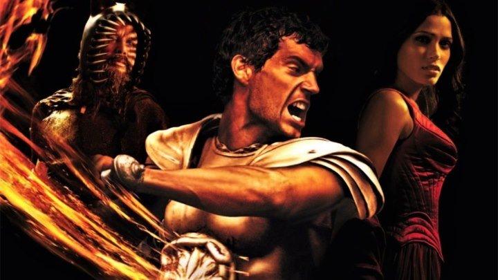 Война Богов: Бессмертные (2011) HD фэнтези боевик драма