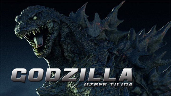 Godzilla (o'zbek tilida)