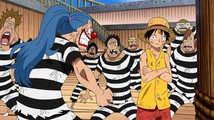 One Piece 452 серия