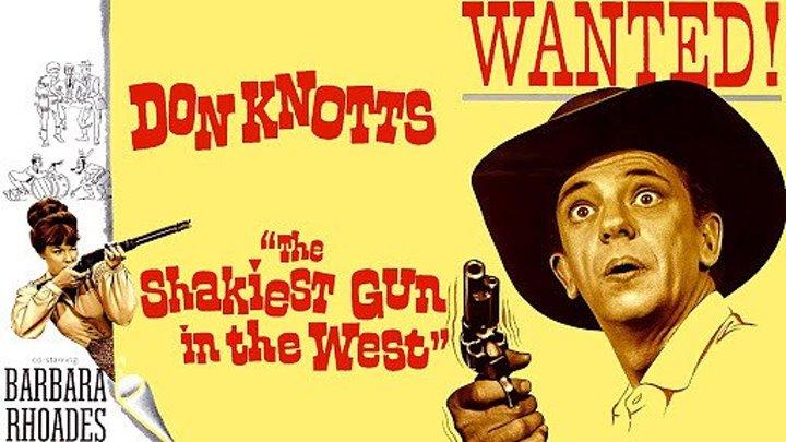 Дантист на диком западе (1968) Комедия, вестерн (WEBRip-720p) MVO Дон Ноттс, Барбара Роудс, Джеки Кугэн, Дон «Красный» Бэрри, Рут МакДевитт, Фрэнк МакГрат, Терри Уилсон