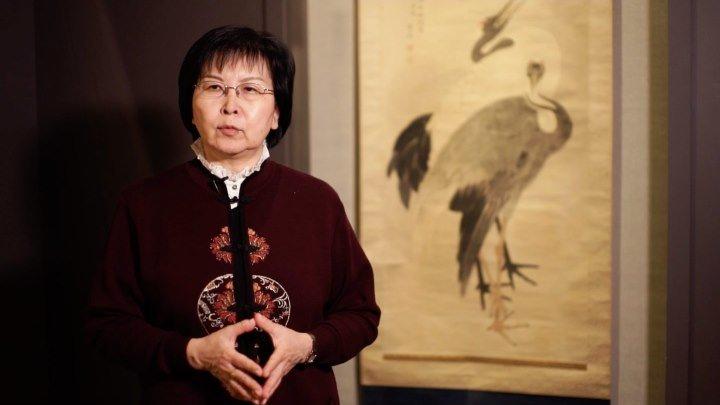 Кураторская экскурсия по второй части выставки шедевров эпохи Эдо