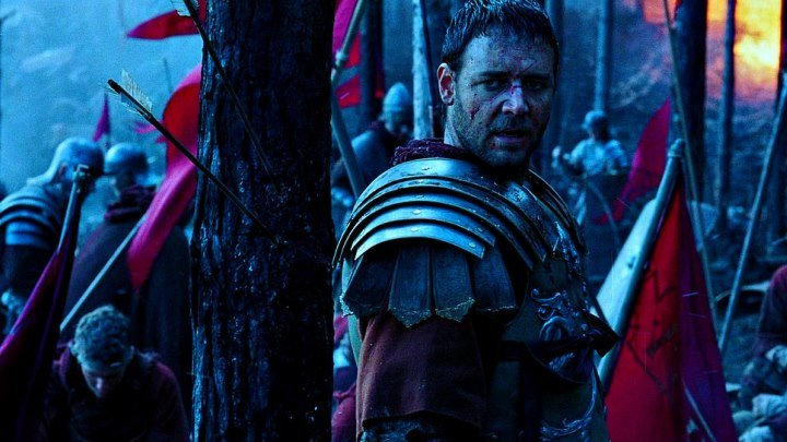 «Гладиатор» — исторический художественный фильм.