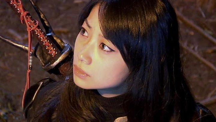 Чужие против ниндзя - Ужас / Фантастика / боевик / фэнтези / комедия / Япония / 2010