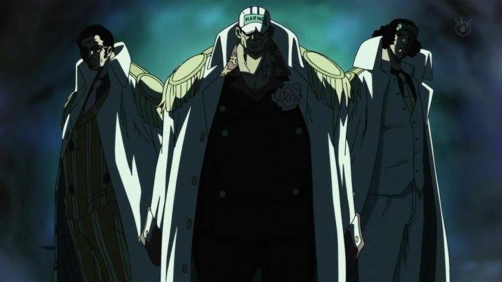 One Piece 458 серия