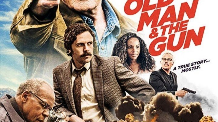 The Old Man and the Gun 2018 Дом КИНО