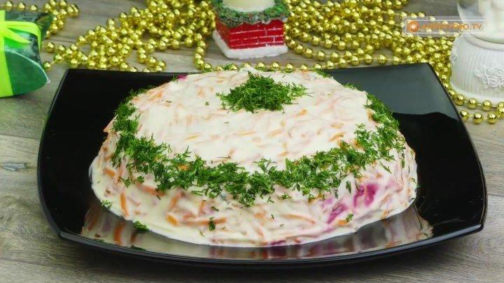 В этом салате есть и пикантность, и сладость, и сочность! Убедитесь сами! _ Appe