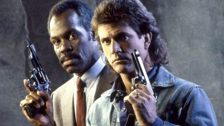 Смертельное оружие (1987) боевик