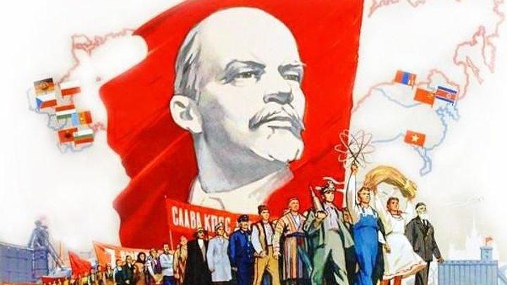 На пути к Ленину (ГДР, СССР 1970 HD) Исторический, Экранизация