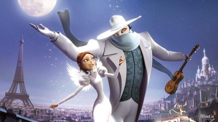 Монстр в Париже (2010 HD) Комедия, Мелодрама, Приключения, Фэнтези, Мульт