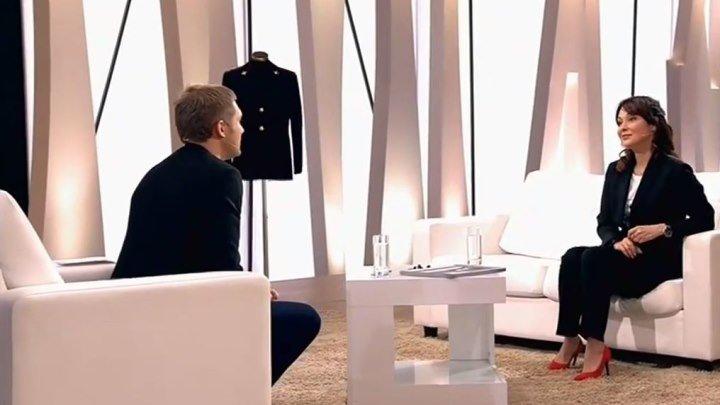 Судьба человека с Борисом Корчевниковым - Гость Виктория Тарасова