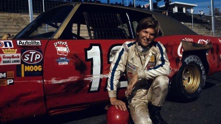 Последний американский герой (США 1973 HD) Драма, Спорт (автогонки), экранизация