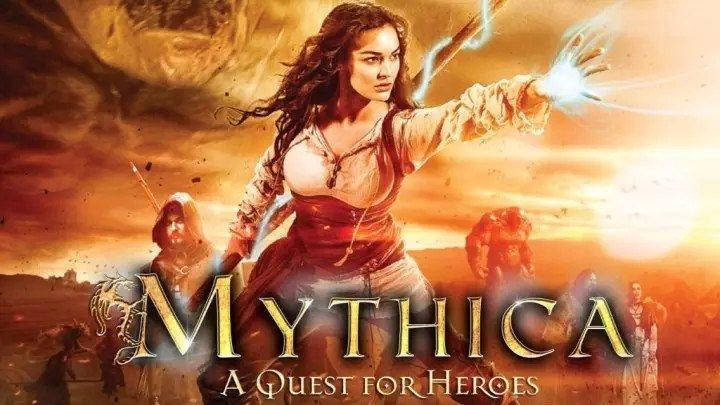 Мифика: Некромант Mythica: The Necromancer 2015 г. - Фэнтези/Приключени/Боевик