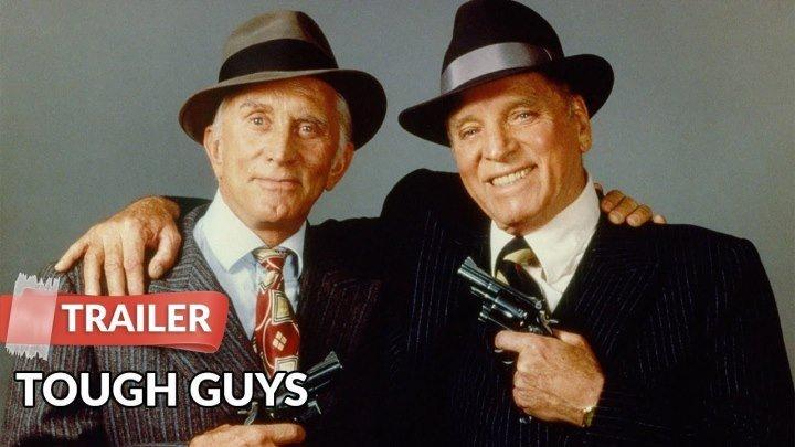 Tough Guys 1986 with Kirk Douglas and Burt Lancaster