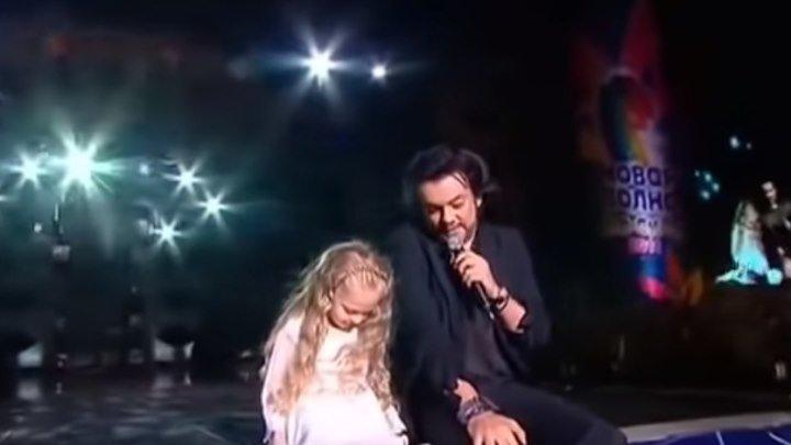 Анастасия Петрик и Филлипп Киркоров-Снег... Какая красивая песня!!!