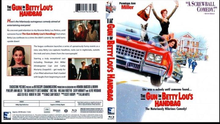 Пистолет в сумочке Бетти Лу (1992) 16+ Комедийный детектив