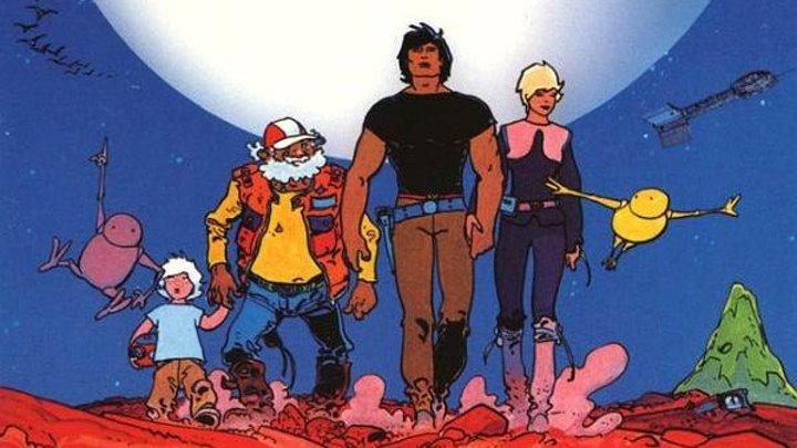 Властелины времени (1982) (DVDRip-720p) DUB мультфильм, фантастика, драма, детектив
