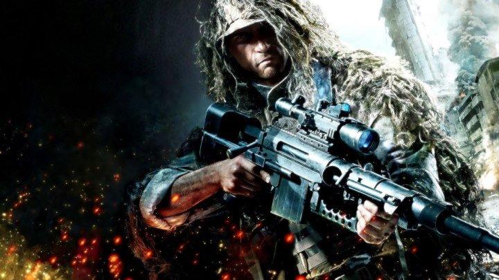 Снайпер: Призрачный стрелок (2016) Sniper: Ghost Shooter