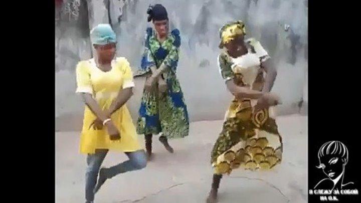 Девочки, учим движения и в выходные на дискотеку!
