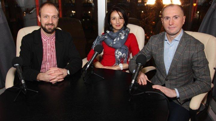 Крупная Рыба #21. Игорь Иванов и Юлия Измайлова - о семье, бизнесе и танцах