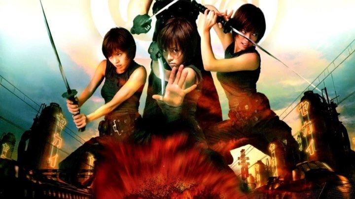 Принцесса мечей / Shurayukihime . фантастика, боевик