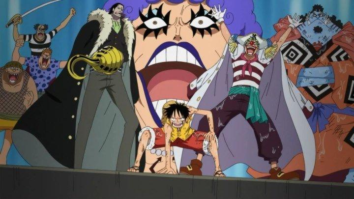One Piece 466 серия