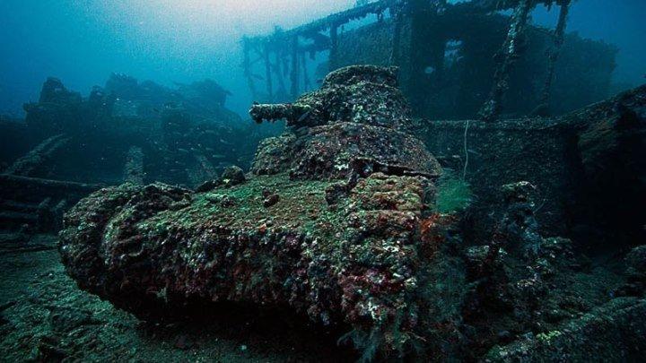 Кусто - Лагуна затонувших кораблей