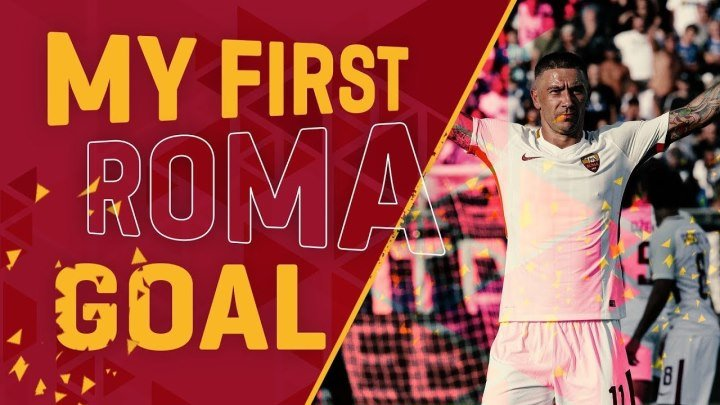 📹 My First AS Roma Goal: Kolarov v Atalanta