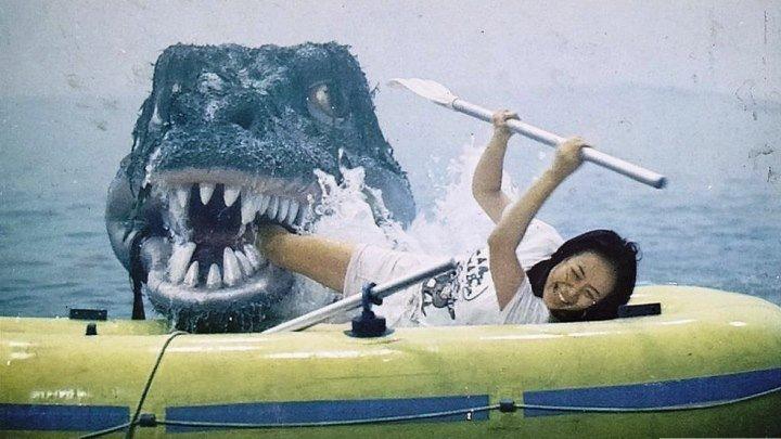 Легенда о динозавре.(1977)