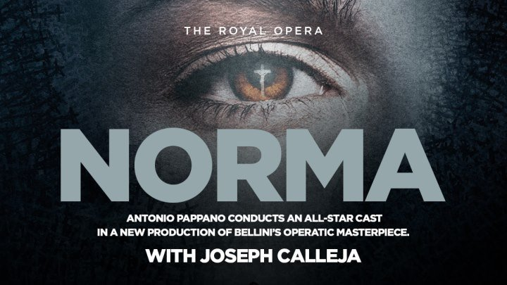 NORMA- ROYAL OPERA HOUSE- 12.09.2016